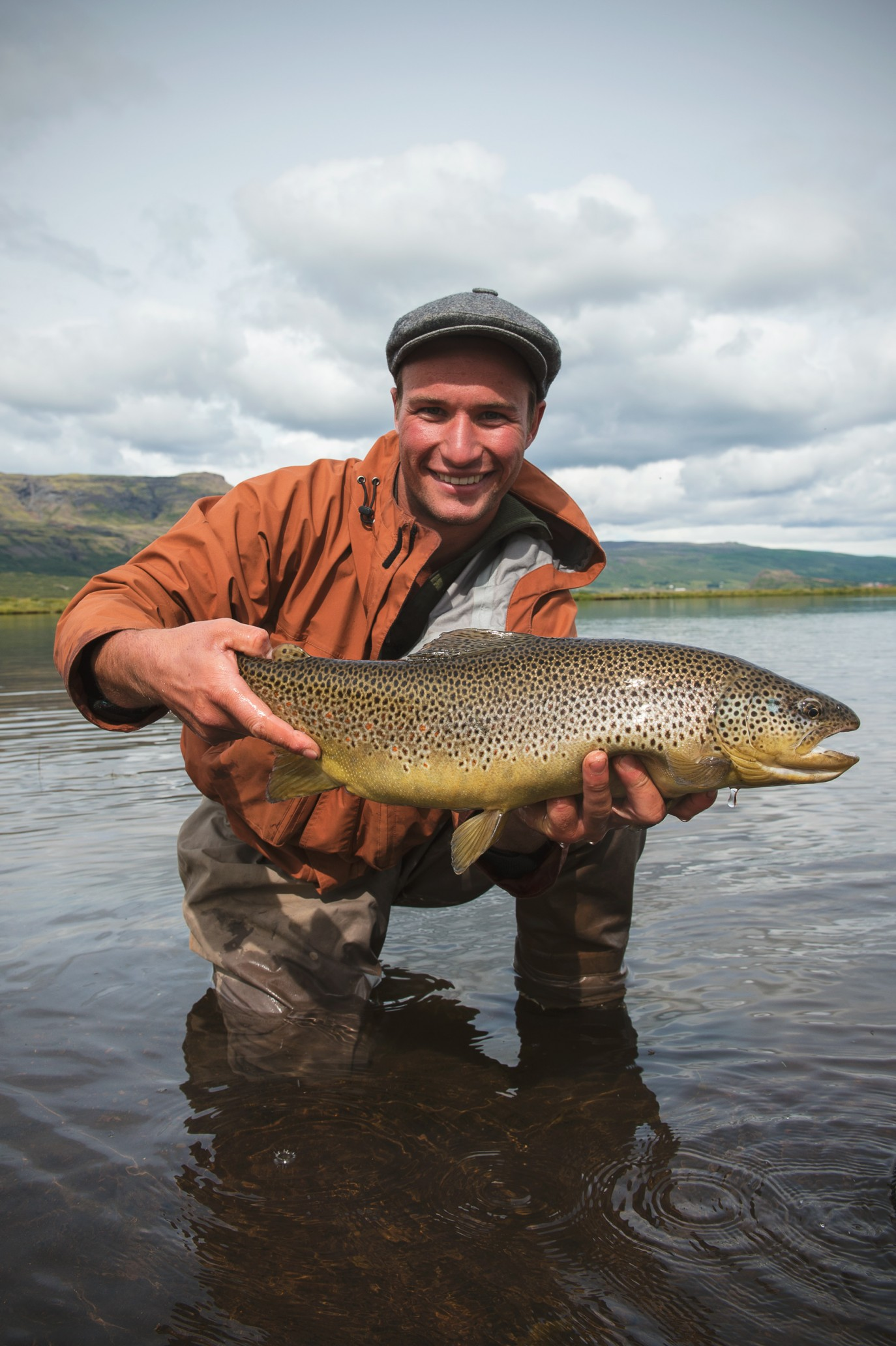Trout fishing in iceland lax a angling club for Fishing in iceland